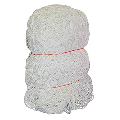Image of Club Soccer Net - 6.5'H x 12'W x 3'D x 6'B (Sold in Pairs) Nets