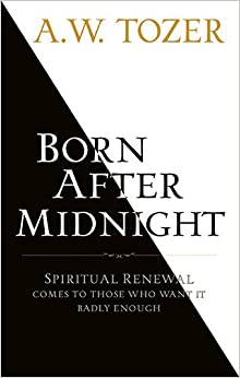 Book Born After Midnight
