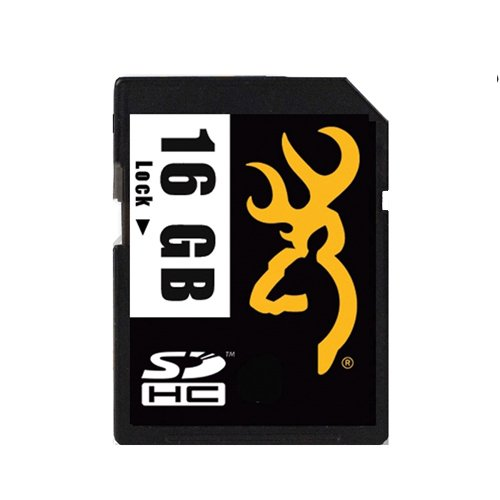 Browning Trail Cameras 2030064 BCA 16GB SD Card