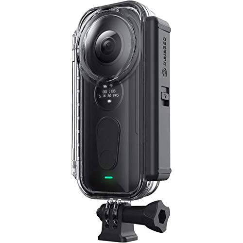 Insta360 Venture Housing Case, with 1/4 Screw Thread, Waterproof up to 5 Meters, for ONE X Action Camera