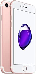 Apple iPhone 7 Rose Gold 32GB SIM-Free Smartphone (Renewed)