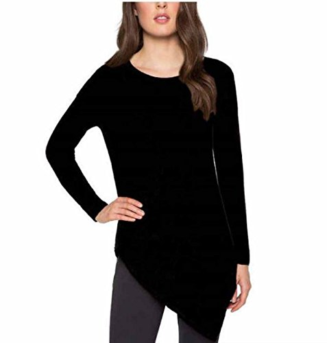 Asymmetrical Wool Sweater - 2