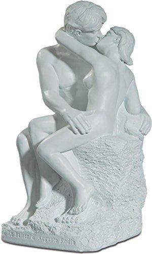 AVENUELAFAYETTE The Kiss Statue Rodin - 20 Cm