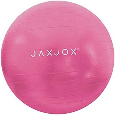 JAXJOX Unisex Equilibrio Estabilidad Gimnasio/Pelota de Yoga 75 cm ...