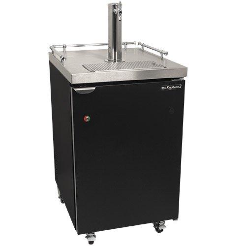 KegMaster KM-1-5CT1 UBC Draft Beer Kegerator - 1 Faucet Standard Tower