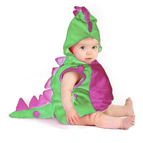 Baby Dinosaur Infant Toddler Costume sz Newborn 6-12M (Baby From The Dinosaurs)