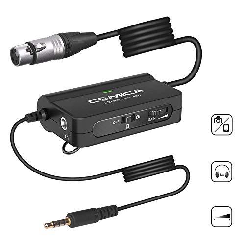 Comica LinkFlexAD1 Microphone Preamp