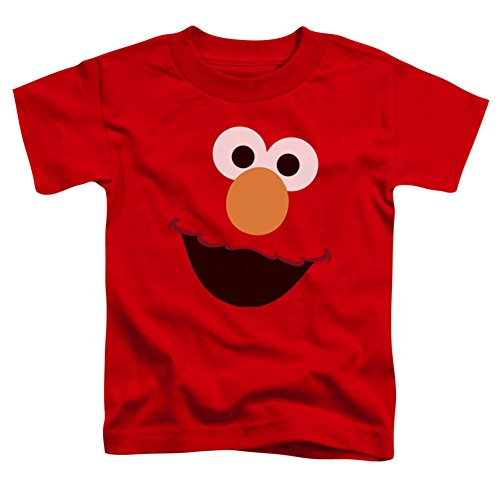 - Toddler: Sesame Street- Big Elmo Face Baby T-Shirt Size 2T