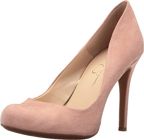 Women's Microsuede Pump Calie Simpson Blush Nude Jessica Cxq5aw45