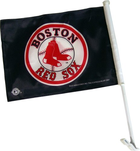 - Boston Red Sox Auto Flag