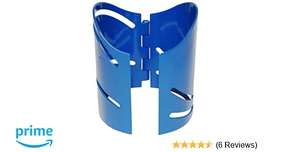 amazoncom pipe pro metal cutting guide 2 78 blue kitchen dining