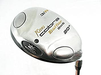 Cobra King Cobra Baffler DWS Tipo: 3/R 20 Stiff: Amazon.es ...