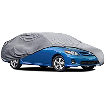 Car Cover for Toyota Corolla Waterproof Multi Layers Sun Dust Proof Breathable