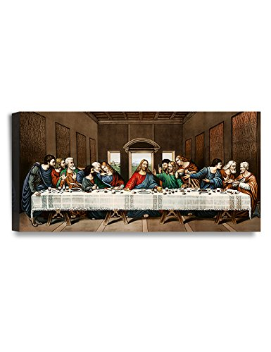 DECORARTS Supper Leonardo Classic Reproductions product image