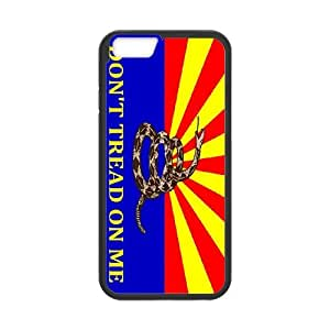 "Dont Tread On Me Pattern Plastic Hard Case For Apple Iphone 6,5.5"" screen Cases GHLR-T384899"
