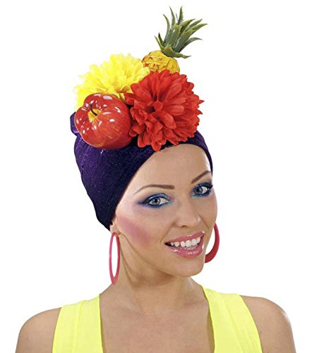 Widmann S.r.l. Miranda Hoods Dress-up Fun Hats Caps & Hats For Costumes -