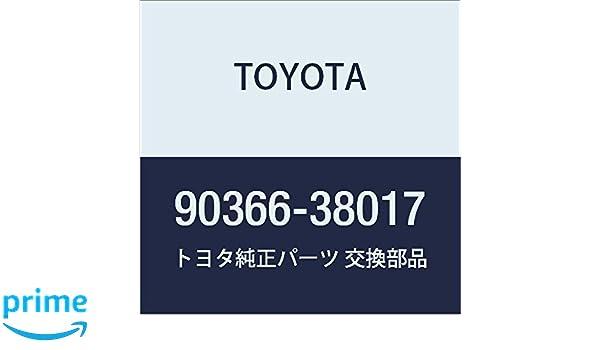 toyota 90366-38017