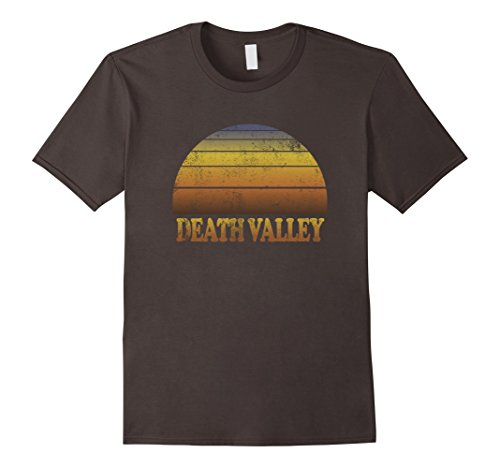Mens Death Valley T Shirt Vintage Sunset Desert California Cool 2XL - California Fashion Valley