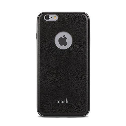 Moshi iGlaze Napa Vegan Leather iPhone 6/6s Case - Black