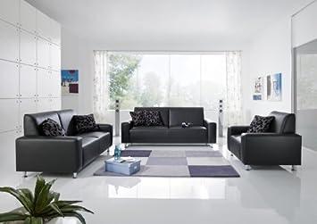 Garnitur Sofa 3 2 1 Sitzer Jury Amazonde Küche Haushalt