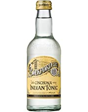 Bickford and Sons Classic Mixers Tonic Water with Natural Cinchona Extract, 4 x 275ml