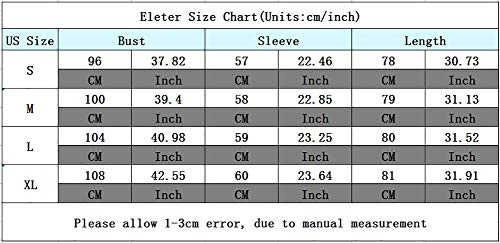 Eleter Women's Cardigan Sweater Open Front Hollow Out Crochet Knitted Hooded Coat Pockets(S,Wine Red) by Eleter (Image #3)