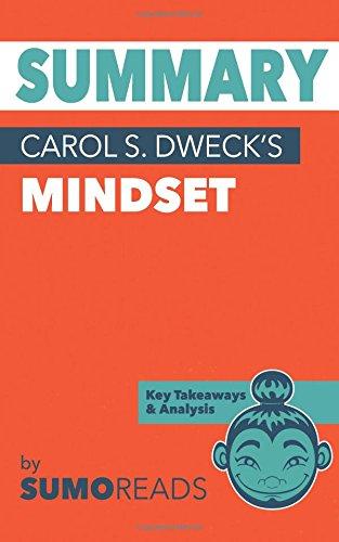Summary Carol Dwecks Mindset Takeaways product image