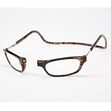 f47f20ea52 Image Unavailable. Image not available for. Color  Clic Tortoise Reading  Glasses ...