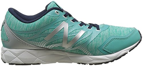 New Balance 590, Zapatillas de Running, Mujer Multicolor (Green/Silver 316)