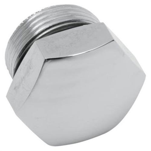 Colony Custom Hex Head Transmission Fill Plug with O-Ring For Harley-Davidson Big Twin 4-Speed (MUSA 71506)