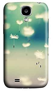 Samsung S4 Case Autumn Dandelion 03 3D Custom Samsung S4 Case Cover