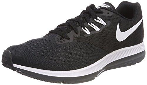 Course Winflo Nike De Gris noir Chaussures Blanc Fonc Zoom Noir Wmns 4 xB4Cqw
