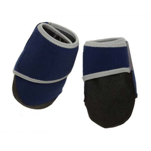 Bowserwear Healers Booties Box Set Extra Small Blue