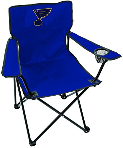 - Rawlings NHL St. Louis Blues Unisex 00694118111NHL Game Day Elite Chair (All Team Options), Blue, Adult