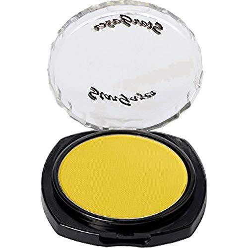 Crazy Halloween Eye Shadow - Yellow 3.5g -