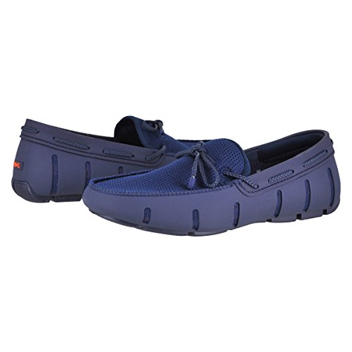Swims Braided Lace Loafer Navy Mens Water Shoe Size 11M