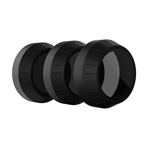 PolarPro Filter 3-Pack (CP, ND8, ND16) for DJI Mavic Pro/Mavic Platinum ()