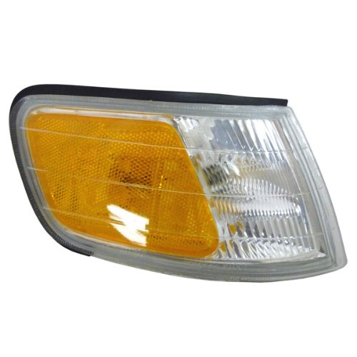 1994-1995-1996-1997 Honda Accord Corner Park Light Turn Signal Marker Lamp Right Passenger Side (94 95 96 (Honda Accord Turn Signal Light)