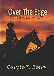 Over the Edge (Pepper Kane Mystery Series Book 2)