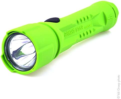 Lampe Torche LED Razor ATEX Z0 125 lumens Koehler Bright Star