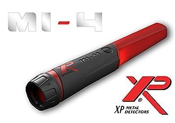 Xplorer Mi-4 Pinpointer XP Pointer Metal Detector metaldetector Deus 6 mt: Amazon.es: Deportes y aire libre