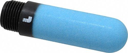 3/8 BSPP, 67.5mm OAL, Muffler 145 Max psi, 222 CFM, 84 Decibel Rating, Polyethylene by Legris