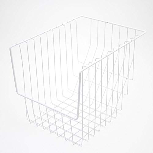 240530402 Refrigerator Freezer Basket, Lower Genuine Original Equipment Manufacturer (OEM) Part