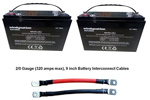 Portable Deep Cycle Battery - 5