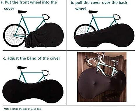 Funda Universal de Bicicletas para Almacenamiento en Interiores ...