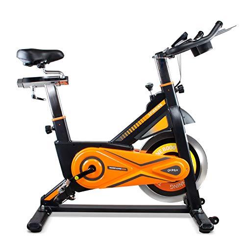 🥇 gridinlux. Trainer ALPINE-8000. Bicicleta de Spinning Pro-Indoor