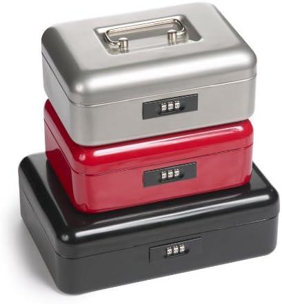 Inkiess - Caja para guardar dinero con candado de combinación ...