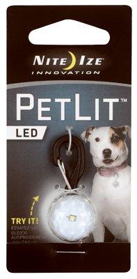 (Nite Ize PCL02-03-02JE PetLit LED Collar Light - Quantity 12)
