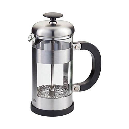 - Judge 3 Cup Glass Coffee Espresso Cafetiere Maker in Satin 11.8F floz