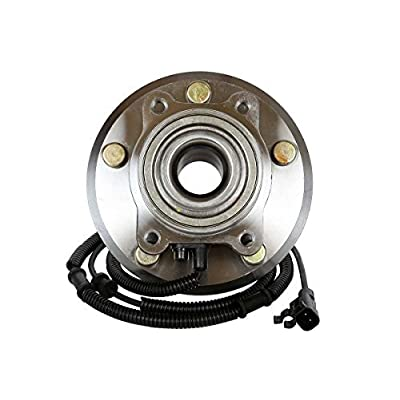 CRS NT512360 New Wheel Bearing Hub Assembly, Rear Left (Driver)/ Right (Passenger), for 2008-2011 Chrysler Town & Country, 2008-2011 Dodge (Grand) Caravan, 2009-2011 Volkswagen Routan: Automotive